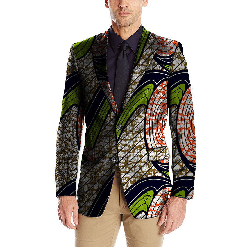 3a257a146c8 2018 Autumn Jacket Blouse African Wax Print Clothes Brand Dashiki for Women  Plus Size Name Factory ...