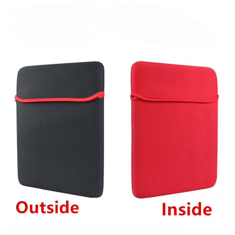 Waterproof Laptop Bag Cover Case for Macbook Notebook 7 8 9 10 11 12 13 14 15 17 inch Laptop Sleeve for iPad Xiaomi Lenovo HP laptop sleeve genuine leather black gray laptop sleeve 11 12 13 14 15 notebook cover for xiaomi air 3 lenovo yoga dell laptops
