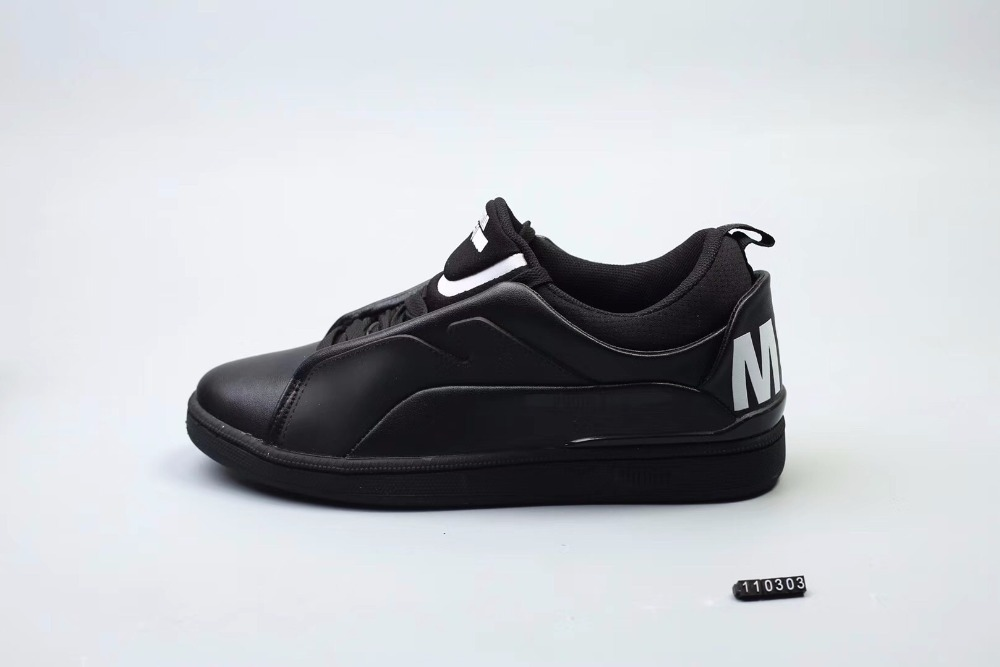 PUMA AMQ BRACE LO SNEAKER Puma Black Label limited black