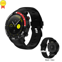Smart watch 4G network call Android 7.1 support Nano SIM GPS locator Bluetooth smartwatch man woman watch PK hua wei watch