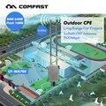 Projeto 300 mbps roteador wi-fi para WIFI cobertura ao ar livre ponte sem fio 2.4 Ghz CPE CF-WA700 extensor de sinal à prova de chuva para fora da porta