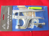 Newly Snap Pliers For Plastic Resin Snap Pop Fasteners Sets Selling