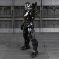 War Machine Action Figure The Avengers Movie Collectible Edition 7inch. 1