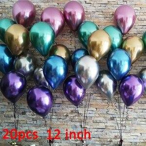 Image 4 - 14 шт. смешанные воздушные шары для детей, товары для дня рождения, украшения стола, единорог, детский душ, для мальчиков и девочек, свадебные украшения для вечеринок