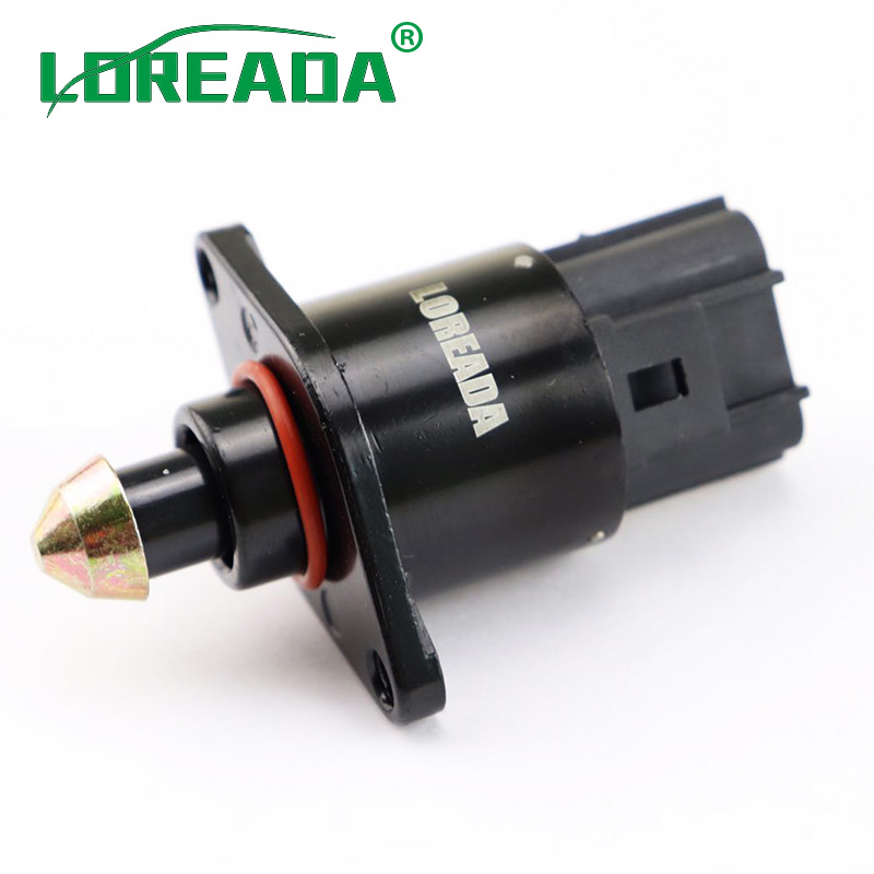 LOREADA Idle Air Control Valve IAC per Dodge Jeep Grand Cherokee 53030840 AC543 SE95155 150-325 50657 53030751 2H1095 AC328LOREADA Idle Air Control Valve IAC per Dodge Jeep Grand Cherokee 53030840 AC543 SE95155 150-325 50657 53030751 2H1095 AC328