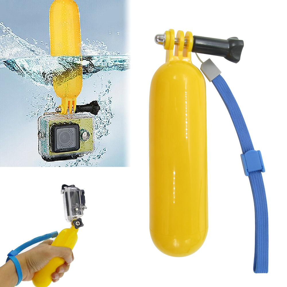 NEW Bobber Floating Handheld Monopod For Gopro Accessories For HERO 4 3 3 2 1 SJCAM SJ4000 Xiaoyi Action Camera Soprts Mini DV