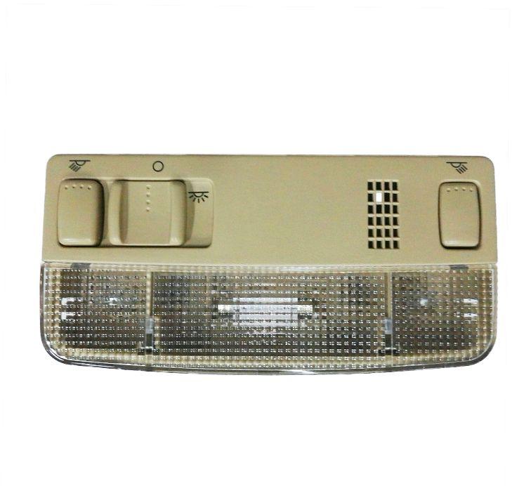 1TD 947 105 для VW Passat B5 Polo Touran Golf MK4 Skoda Octavia серый купольный светильник для чтения серый цвет провод кабель 3B0 947 105 C - Испускаемый цвет: Beige light