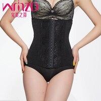 Para mujer fajas cintura abdomen de Control que adelgazan breve pantalones cortos