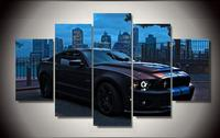 High Quality Printed Ford Mustang Group Painting Children S Room Decor Print Poster Picture Canvas Unframed