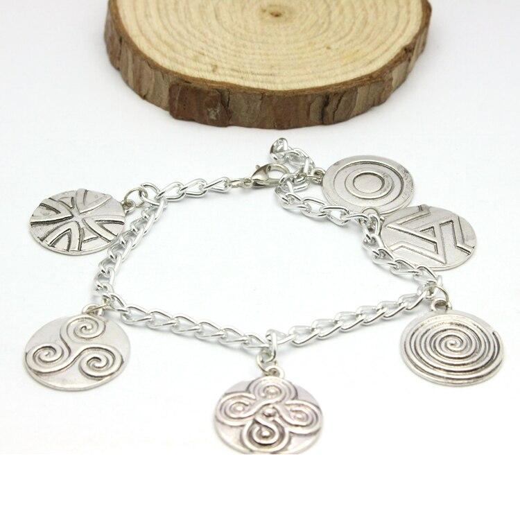 Teen Wolf Triskelion Symbols Bracelet Bestseries Shop
