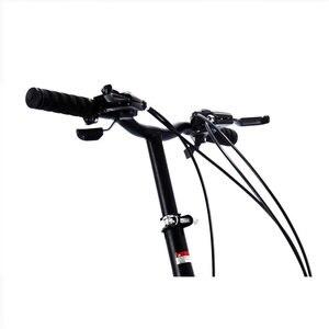 Image 5 - Bicicletas dobráveis para homens e mulheres bicicletas de neve portátil bicicleta mudando absorção de choque pequena roda 20 polegada mountain bike
