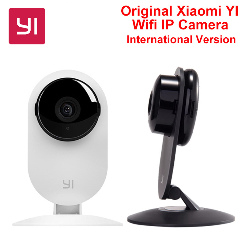 Original Xiaomi Yi Camera Night Vision Smart Wireless Wifi IP Camera 720P Video Webcam Camera for