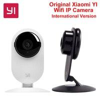 International Edition Xiaomi YI Camera Home Surveillance Camera Night Vision Wireless Wifi IP Camera 1080P For