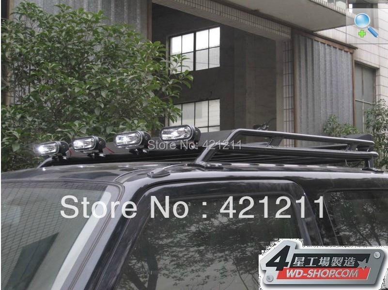 Suzuki Jimny를위한 루프랙 정상 상자 오프로드 - 자동차부품 - 사진 4
