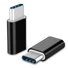 Micro USB-type c Конвертер кабель type-c адаптер быстрое зарядное устройство honor 8 Supercharge P10 Plus mate 9 Pro nova P9