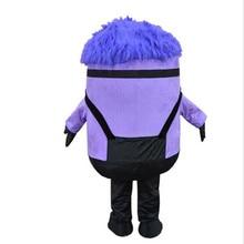Minion Mascot Costume Adult Size
