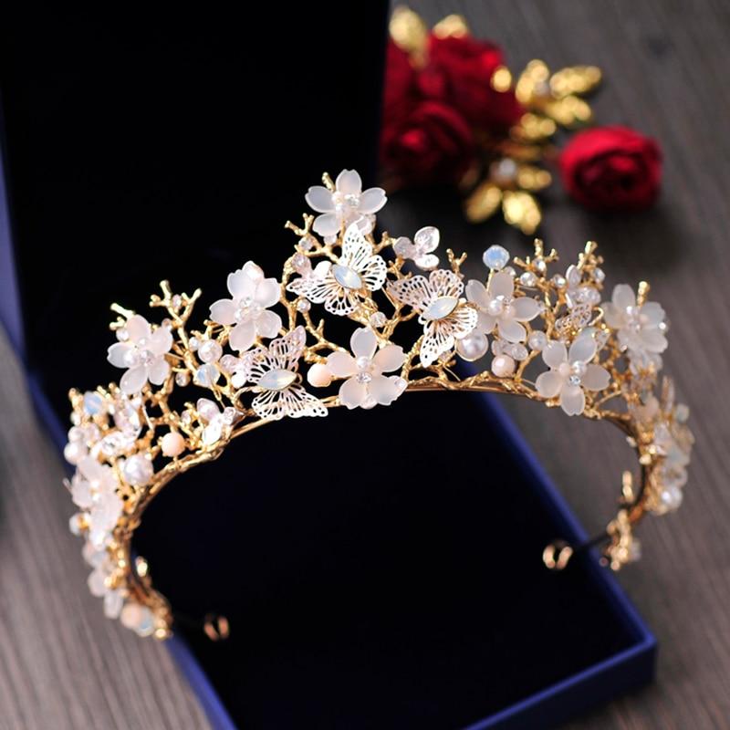 High Quality flower hair jewelry