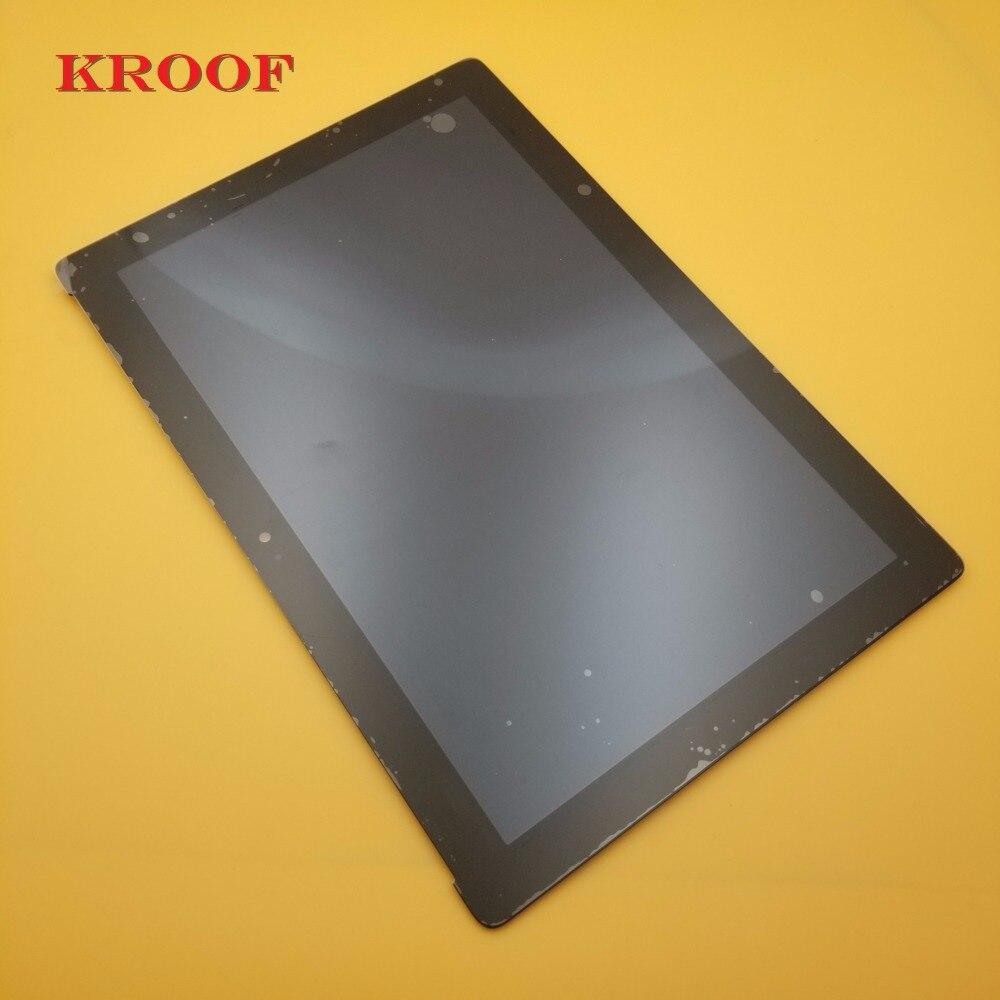 De haute Qualité Pour Asus ZenPad 10 Z300 M Z300M LCD Affichage Panneau Écran Tactile Digitizer Assemblée Pièce De Rechange