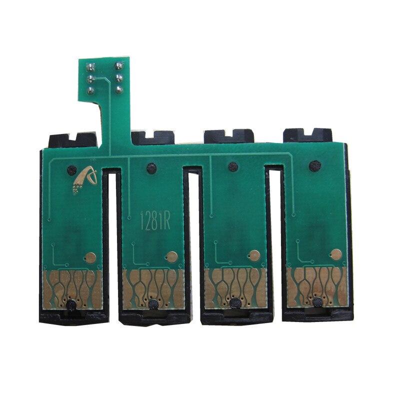 T1281 ciss kalıcı çip için EPSON Stylus S22 SX125 SX130 SX230 SX235W SX420W SX425W SX430W SX435W SX438W SX440W SX445W