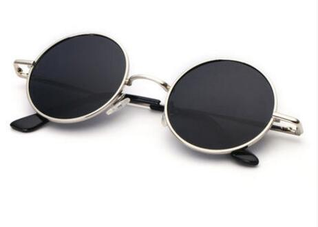 Aliexpress.com : Buy Round retro sunglasses female sunglasses men ...