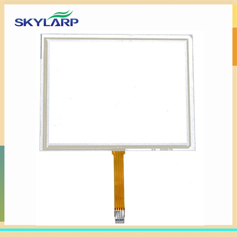 skylarpu New 8 inch 4 Wire Resistive Touch Screen for AT080TN52 digitizer panel glass with USB Control Kit 13 laptop backpack bag school travel national style waterproof canvas computer backpacks bags unique 13 15 women retro bags