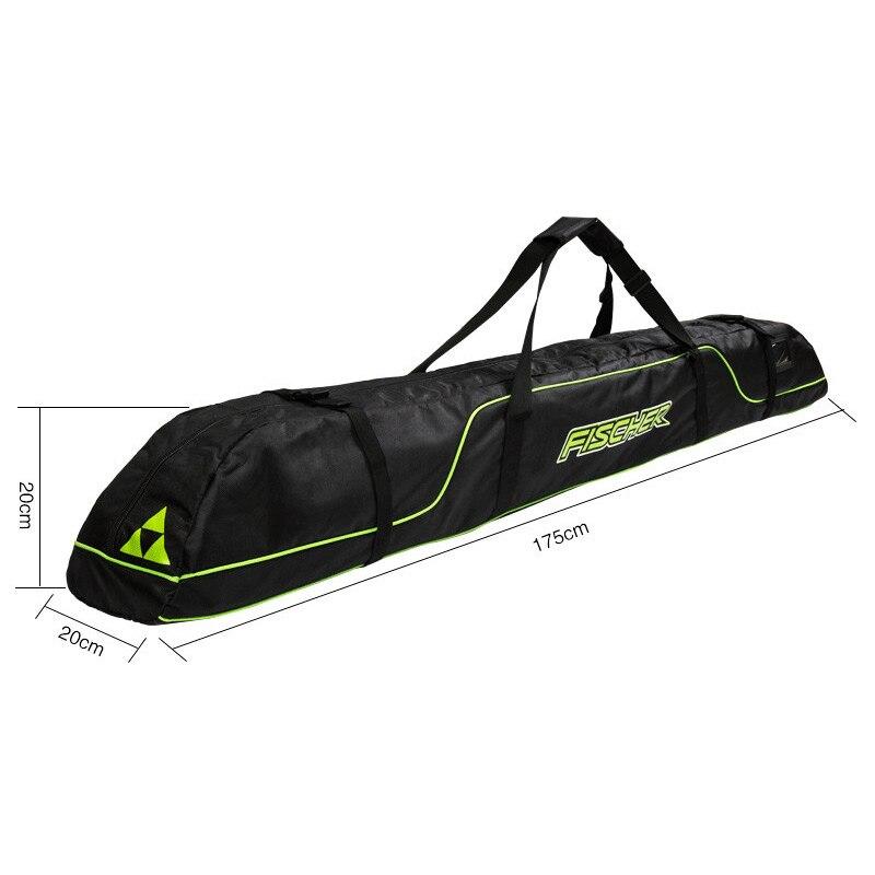 Sacs de ski sac de Snowboard double ceinture de protection sac à dos fixe sac de ski longue planche paquet double planche