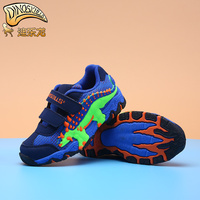 Dinoskulls Dinosaur shoes Boy Shoes Spring autumn New Kids Air Mesh shoes Breathable Boys Running Fashion Casual Sneakers