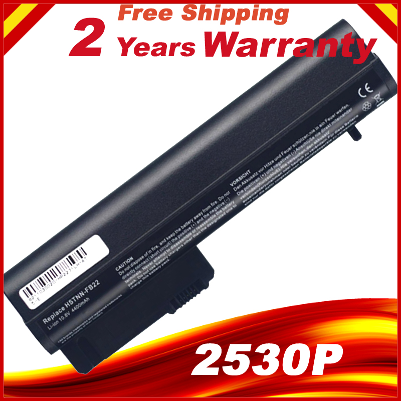 Laptop Battery For HP 2510p 2530P 2510P 2540P 2533t nc2400 411126-001 412779-001 412780-001 441675-001 451713-001 451714-001 48 цена