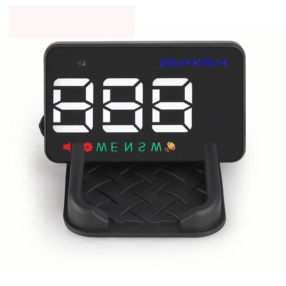 XYCING A5 HUD GPS Avtomobil Yuxarıdakı Ekran şüşəsi Proyektor - Avtomobil elektronikası - Fotoqrafiya 2
