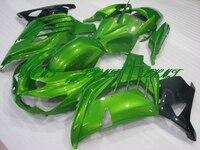 ZZR 1400 2012 Full Body Kits Fairing 12 13 Zx-14r Zx14 ZZ-R1400 2013 Zestawy Ciała 2012-2015