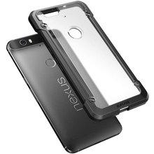 Voor Google Nexus 6 p Case 5.7 inch (2015 Release) SUPCASE UB Serie Premium Hybrid TPU Bumper + PC Back Case Beschermhoes
