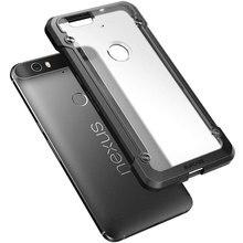 Đối với Google Nexus 6 p Trường Hợp 5.7 inch (2015 Phát Hành) SUPCASE UB Loạt Cao Cấp Lai TPU Bumper + PC Trở Lại Trường Hợp Bảo Vệ Bìa