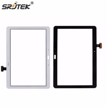 "Srjtek 10.1"" For Samsung Galaxy Note 10.1 SM-P600 P600 P601 P605 Touch Screen Digitizer Glass Panel Sensor Tablet PC Replacement"