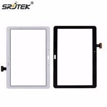 """Srjtek 10.1 """"para Samsung Galaxy Note 10.1 SM-P600 P601 P605 P600 Reemplazo Sensor Panel de Pantalla Táctil de Cristal Digitalizador Tablet PC"""