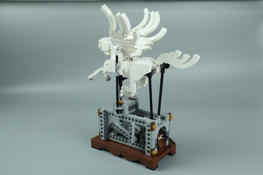 lepin 23015 485pcs technic series the pegasus automaton mechanical