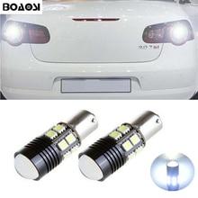 1pcs Car 1156 BA15S P21W LED CREE Chip 360 degree Reverse Lights Bulbs for VW Passat B1 B2 B4 B3 B5 B6 T4 T5 touran polo jetta цена