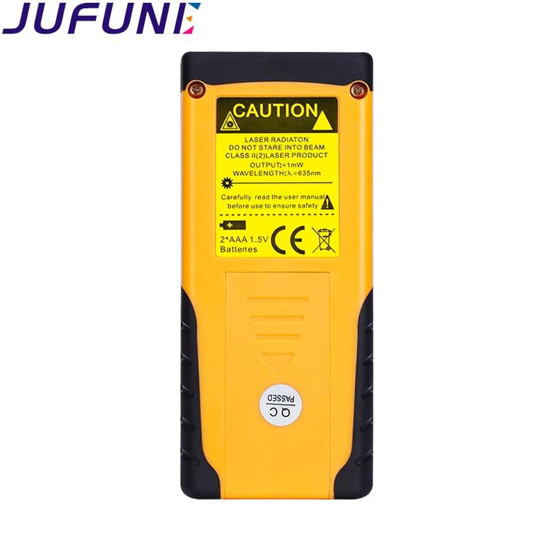Jufune CP-40P 40m mini lézer távolságmérő digitális - Mérőműszerek - Fénykép 5