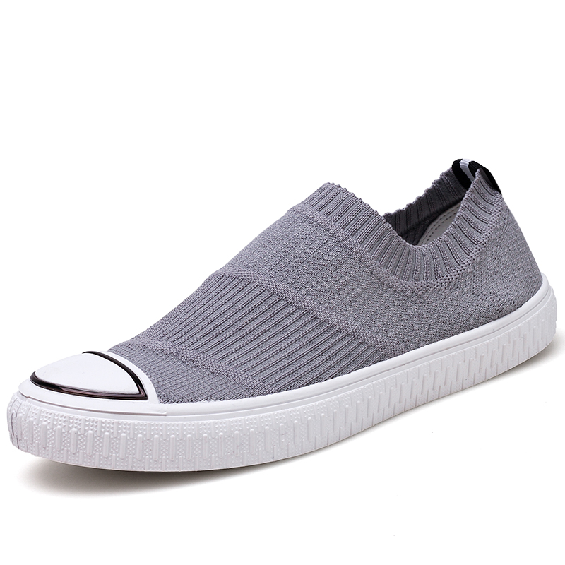 Nye Loafers Slip On Herresko Sommersko Utdører Casual Mesh Shoes For - Herresko