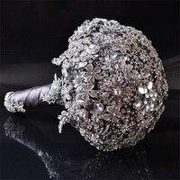 แต่งงานมาถึงใหม่อุปกรณ์เสริมดอกไม้ประดิษฐ์