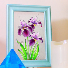 YaMinSanNiO Clivia Flowers Dies Metal Cutting Scrapbooking for Card Making Photo Craft Flower Stamps and New 2019