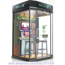 Mini K Mobile KTV House Box Karaoke Player Practise Sing Song jukebox Coin Operated Music Video Simulator Game Machine For Bars