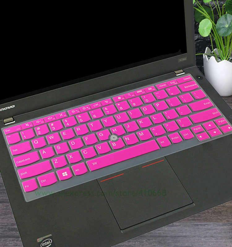 צבעוני סיליקון מחשב נייד מקלדת כיסוי מגן עבור Lenovo יוגה 370X380 13 13.3 אינץ מחברת