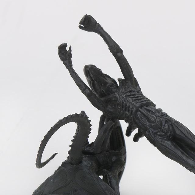 Xenomorph Action Figure Toys – Set of 6
