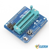 AVR ISP Shield For Arduino Used To Download Bootloader Burning For Arduino