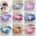 10 цветов Головные Уборы haarband детские детские волосы повязка аксессуары для волос компании с капюшоном шарф