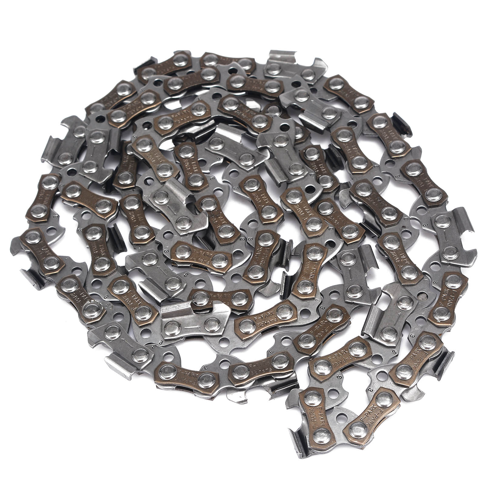 16 Replacement Chainsaw Saw Chain 3/8LP .050 Gauge 58DL Drive Link Chain Saw Blades for Wood Cutting Chain Saw Parts 2 pcs gear sprockets drive replacement chainsaw chain drive sprocket 221514 8 for makita 5016b 5012b electric chain saw