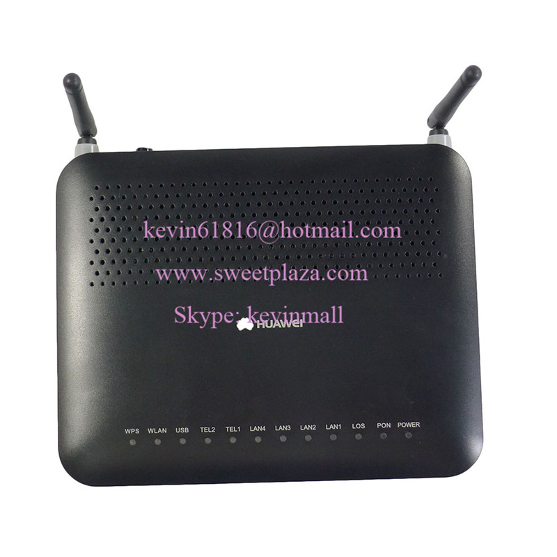 Communication Equipments Intellective Second Hand 90 Pecent New Hua Wei Original Hg8245 Gpon Terminal With 4ge+2 Voice Ports Wireless Onu English Setup Interface For Sale Cellphones & Telecommunications