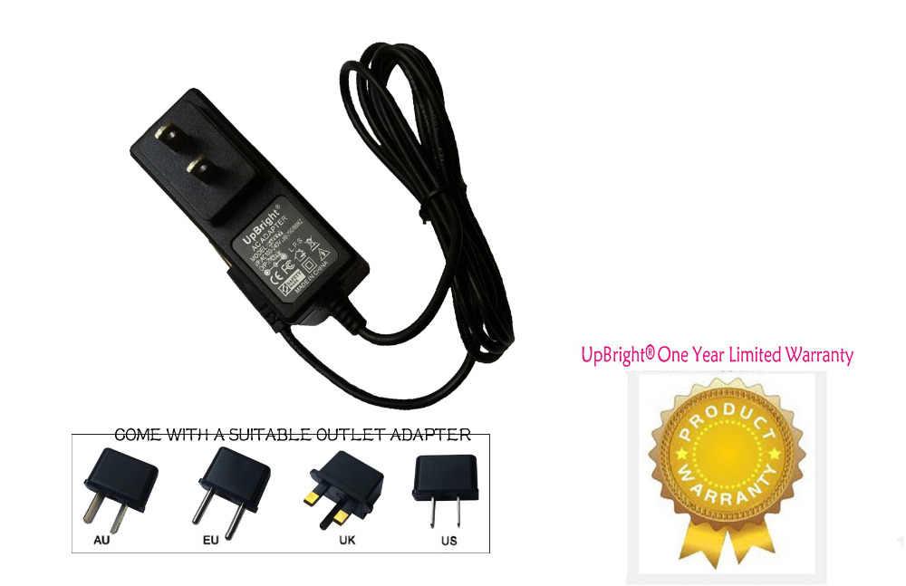 UpBright nuevo adaptador AC/DC para FLIR First Mate II MS224 MS324 MS224b MS324b MS-224b MS-324b cargador de cámara infrarroja térmica