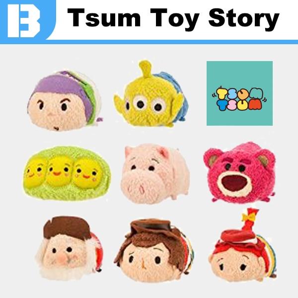 Tsum Tsum Plush Mini Toys Toy Story Cute Pendant Doll