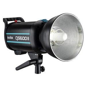 Image 5 - 3x Godox QS400II/QS600II/QS800II/QS1200II 2.4 グラムワイヤレス X1T トランスミッタスタジオストロボフラッシュライトセットソフトボックス照明キット